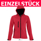 46802 - Womens Hooded Softshell Jacket Replay SOL´S *Gr. XL - Rot*