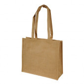 601.38 - Calcutta Long Handled Jute Shopper Bag Shugon