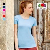 F280N - Lady-Fit Crew Neck T Fruit of the Loom