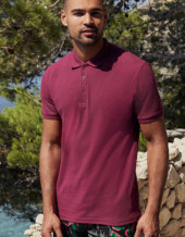 F511N - Premium Polo Fruit of the Loom