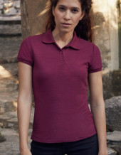 F517 - Lady-Fit 65/35 Polo Fruit of the Loom