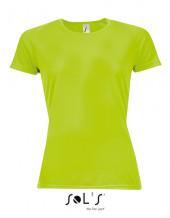 L200 - Women`s Raglan Sleeves T Sporty