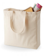 QD23-N - Canvas Classic Shopper