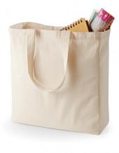 QD23-N - Canvas Classic Shopper