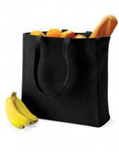 QD23-S - Canvas Classic Shopper Quadra