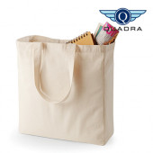 QD23_N - Canvas Classic Shopper Quadra