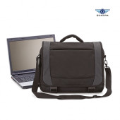 QD967 - Tungsten™ Laptop Briefcase Quadra