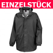R206X - Midweight Jacket RESULT CORE *Gr. M - Schwarz*