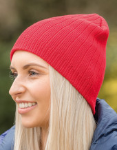 RC74 - Delux Double Knit Cotton Beanie Hat