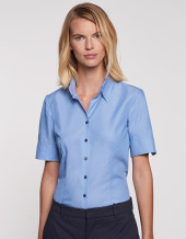 SN080605 - Women`s Blouse Modern Fit Shortsleeve