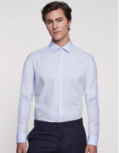 SN246670 - Men`s Shirt Tailored Fit Check/Stripes Longsleeve