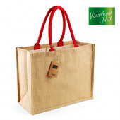 WM407-N - Classic Jute Shopper Westford Mill