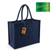 WM407 - Classic Jute Shopper Westford Mill