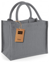 WM412 - Jute Mini Gift Bag - Westford Mill