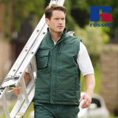 Z014 - Heavy Duty Workwear Gilet