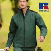 Z018 - Heavy Duty Workwear Softshell Jacket