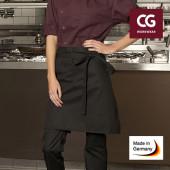 CGW123 - Bistroschürze Roma 78 x 50 cm (C.G.Workwear)