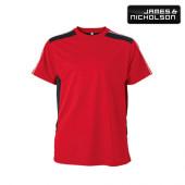 JN827 - Craftsmen T-Shirt - James & Nicholson