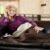 JN952 - Bonded Fleece Blanket James&Nicholson