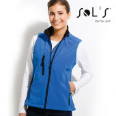 L847 - Womens Sleeveless Softshell Rallye