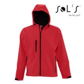 L848 - Hooded Softshell Jacket Replay