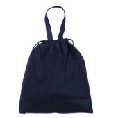 PP3842ZK - PP-Tasche mit Zuziehkordel und 2 kurzen Henkeln