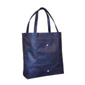 PP4538FL - Einkaufstasche *faltbar* mit Druckknopf