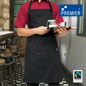 PW112 - Fairtrade Latzschürze ( Premier Workwear )