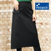 PW156 - Bistro Schürze mit Fronttasche (Premier Workwear)