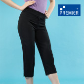 PW534 - Beauty & Spa Crop Trouser Senna(CG Workware)