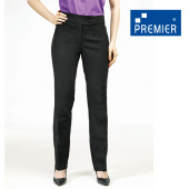 PW536 - Ladies Straight Leg Trouser Iris(Premier Workwear)
