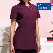 PW682 - Beauty & Spa Tunic Orchid (Premier Workwear)