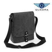 QD624 - Vintage Canvas iPad™/ Tablet Reporter