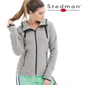 S5120 - Womens Active Power Fleece Jacket