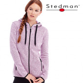 S5950 - Womens Active Knit Fleece Jacket - Stedman
