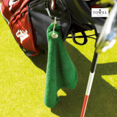 TC13 - Luxury Golf Towel