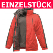 TRA140 - Mens Chadwick Breathable Jacket Regatta !!!!! Ohne Fleecejacke !!!!! *Gr. 50 - Rot/Grau*
