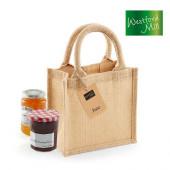 WM411 - Jute Petite Gift Bag