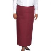 X961T - Bistroschürze Extra-breit mit Fronttasche ( Link Kitchenwear )
