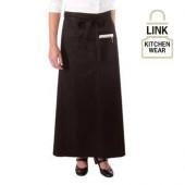 X968T - Bistroschürze Fronttasche (Link Kitchenwear)