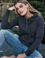 TJ5431 - Ladies Hooded Sweat Tee Jays