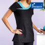 PW691 - Beauty & Spa Tunic Ivy (Premier Workwear)