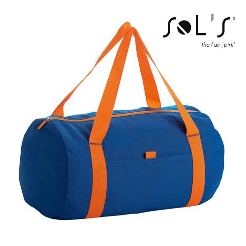 01204 - Barrel Bag Tribeca
