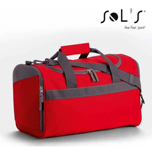 01205 - Polyester Sports Bag Liga