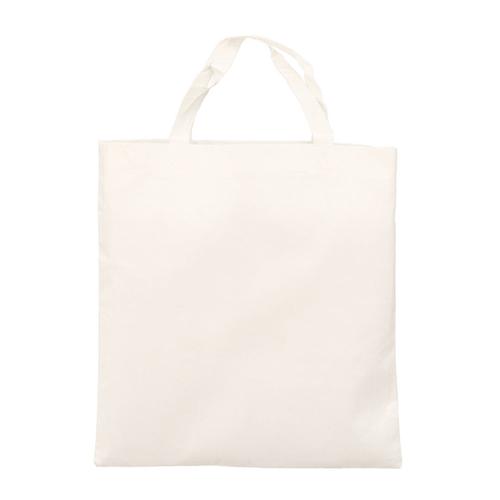 3842KBA - Bambus-Tasche Classic mit zwei kurzen Henkeln