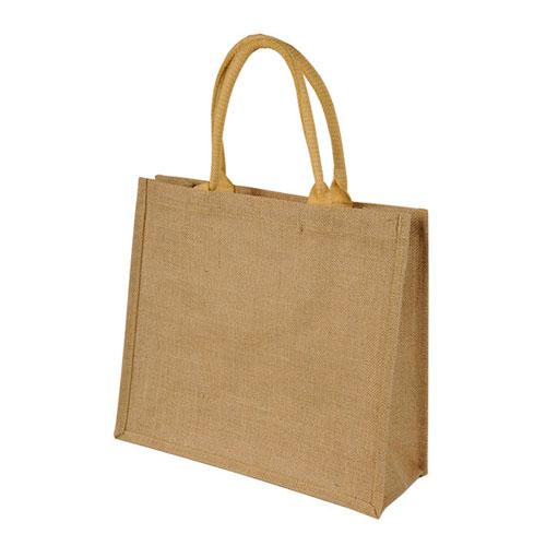 602.38 - Chennai Short Handled Jute Shopper Bag Shugon