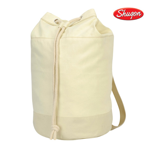 60438 - Canvas Duffle Bag