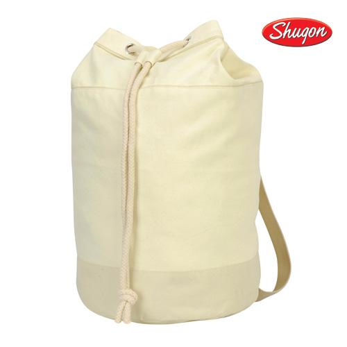 60438 - Canvas Duffle Bag