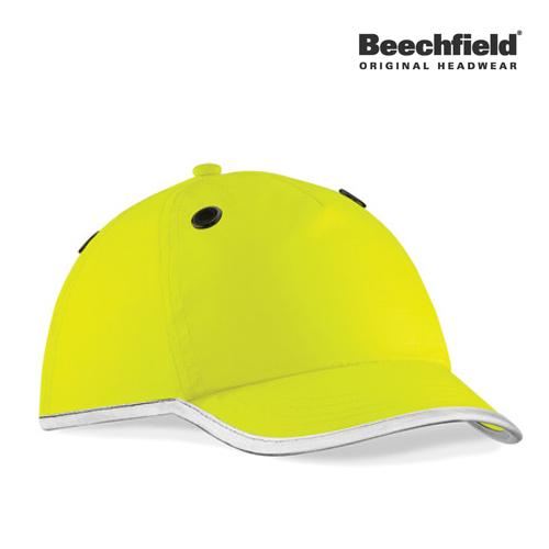 B535 - Enhanced-Viz EN812 Bump Cap - Beechfield