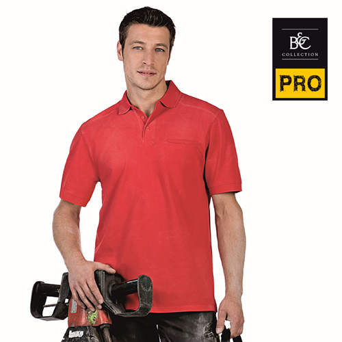 BCPUC10 - Skill Pro Polo (B&C Pro Collection)